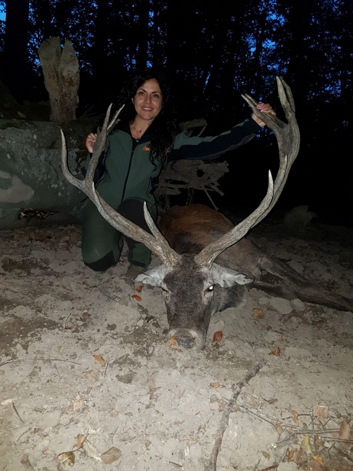 Red Hunting Trip in Europe