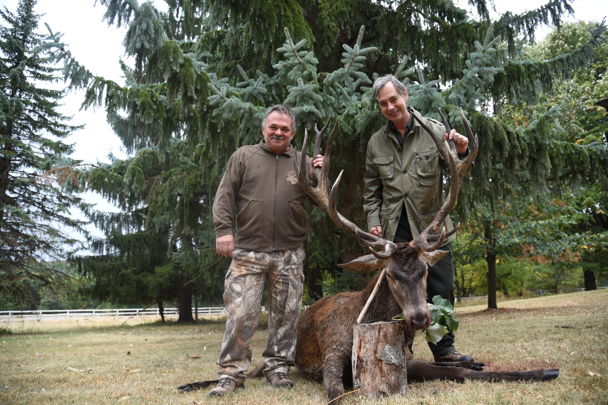 Hunt Red Deer in Bulgaria