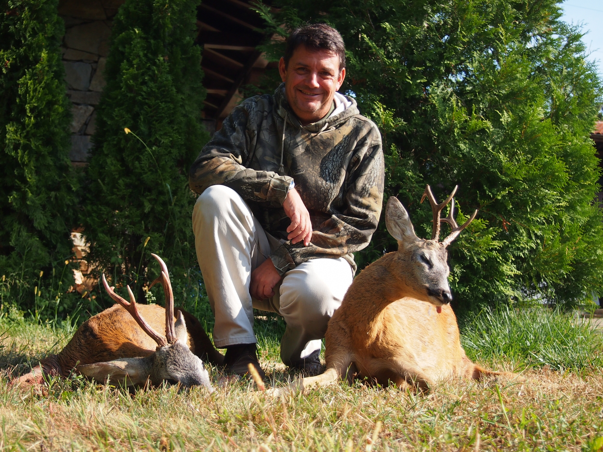 Roe Deer Hunting Trip in Bulgaria