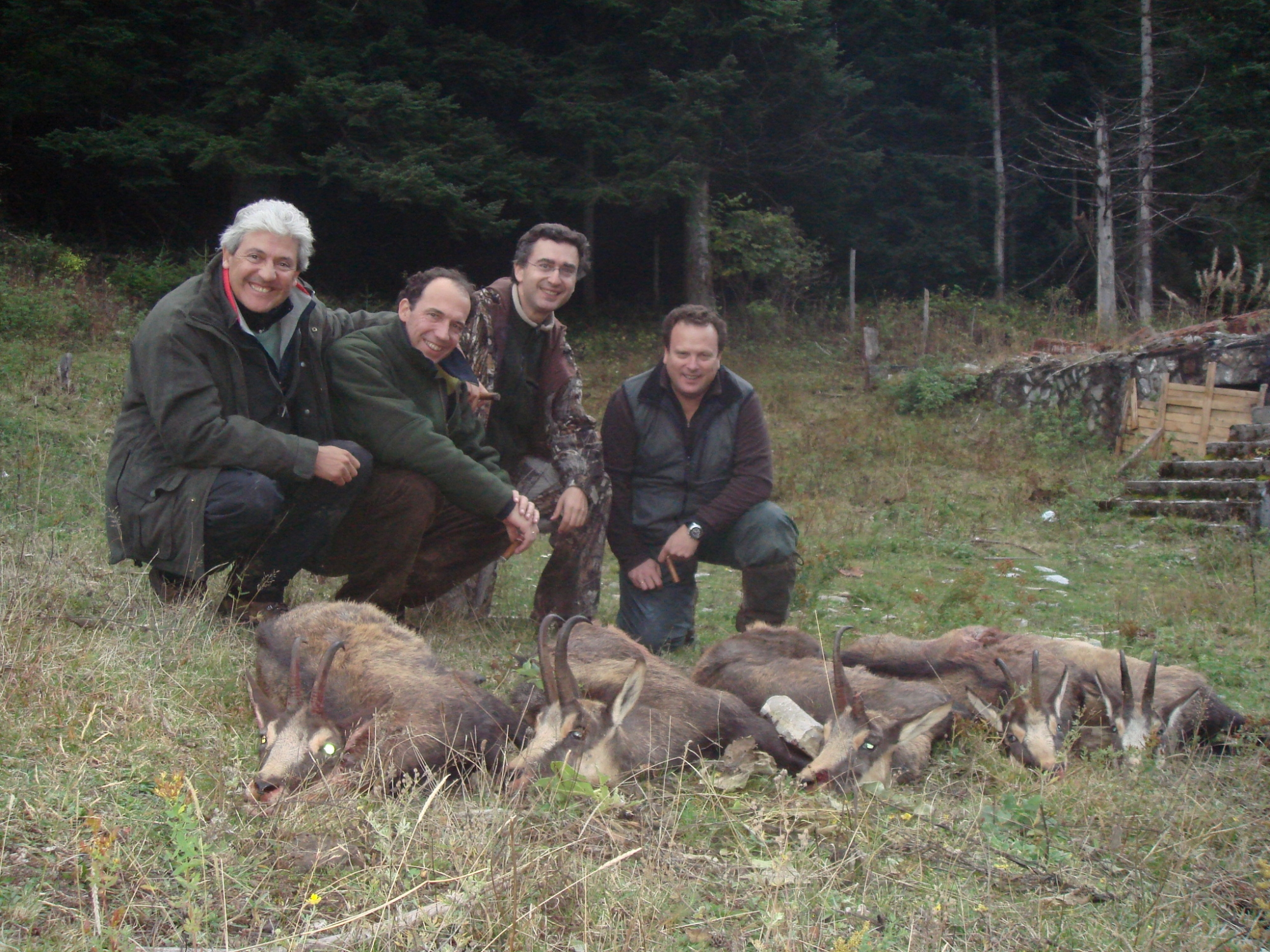 Wild Goat Hunting Trip in Europe