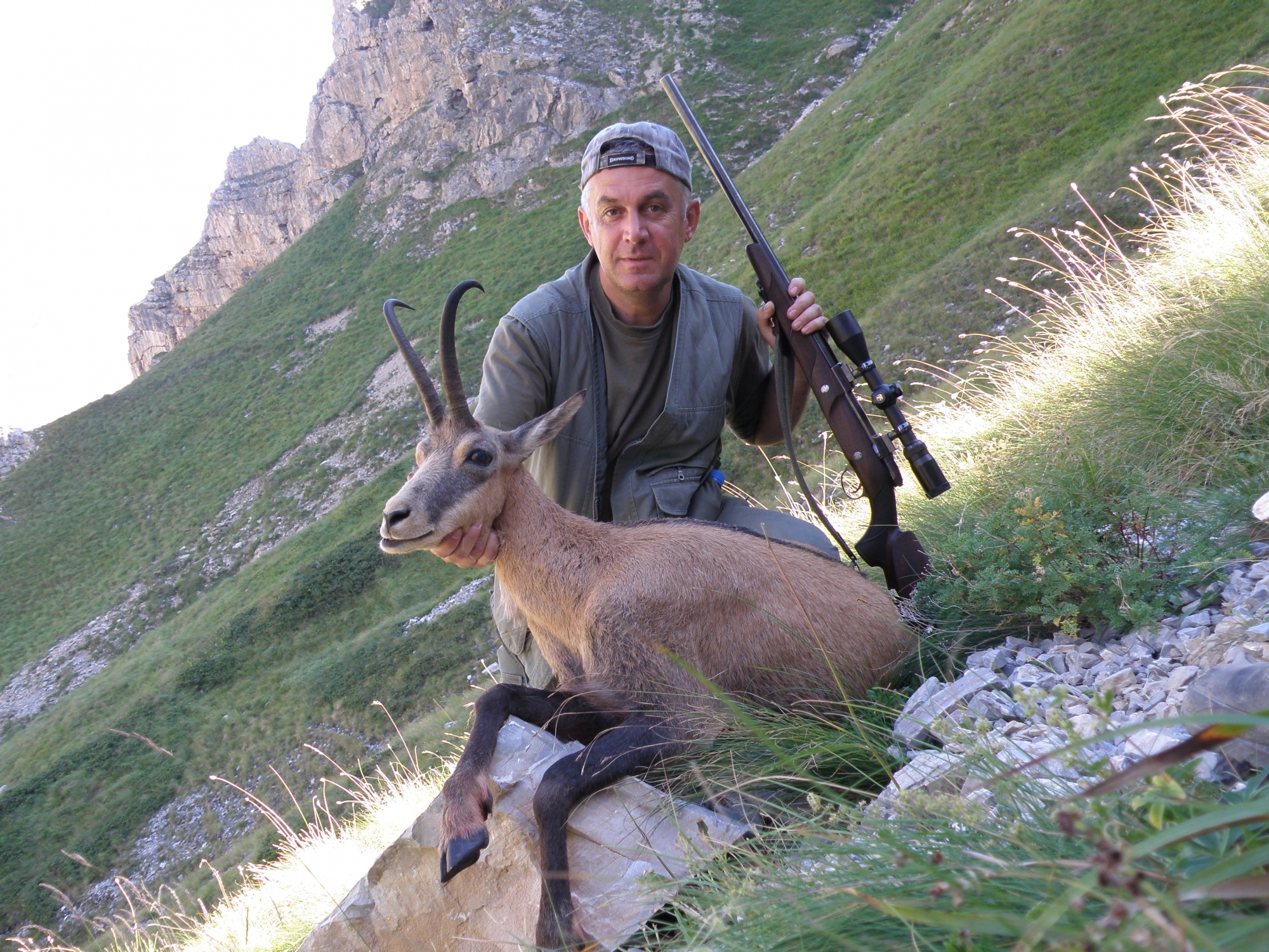 Hunting Wild Goat in Europe