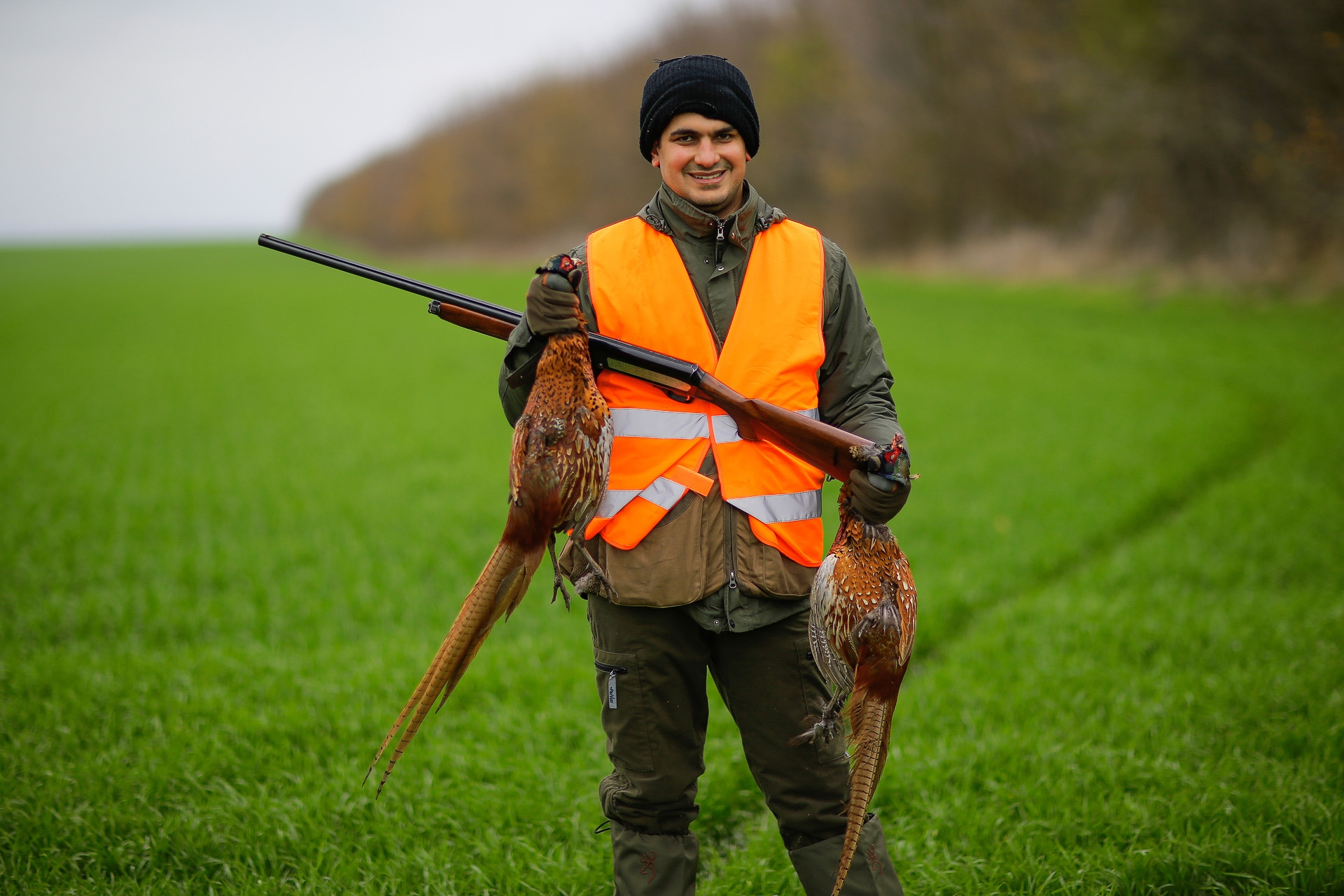 Pheasant Hunting Reserves in Europe
