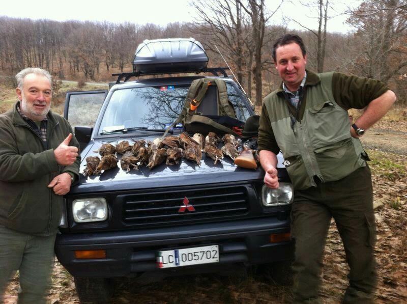 Woodcock Hunting Trips