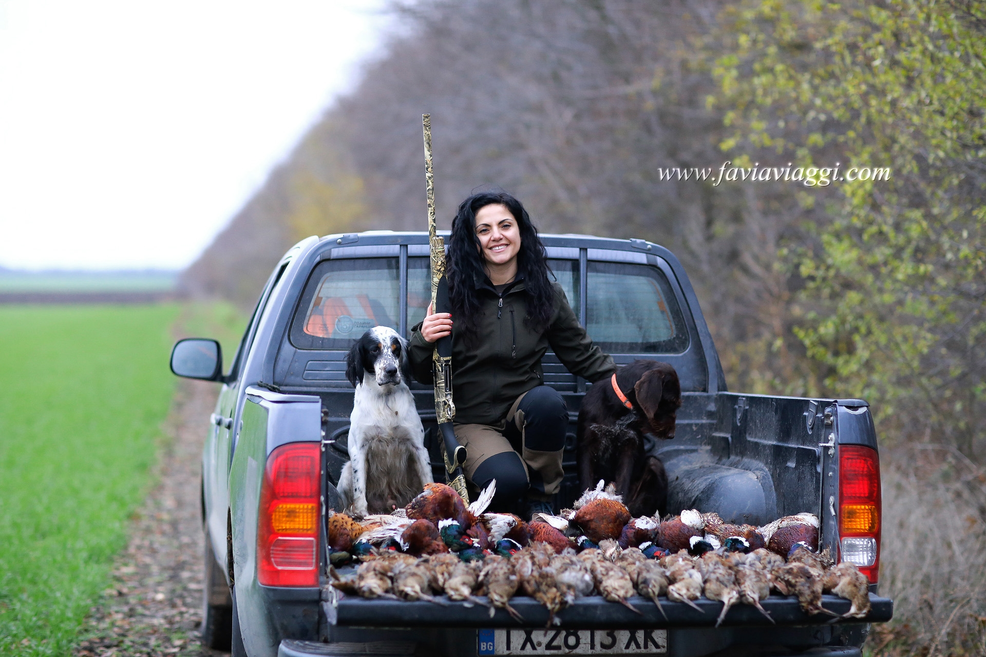 Hunt Woodcocks in Bulgaria