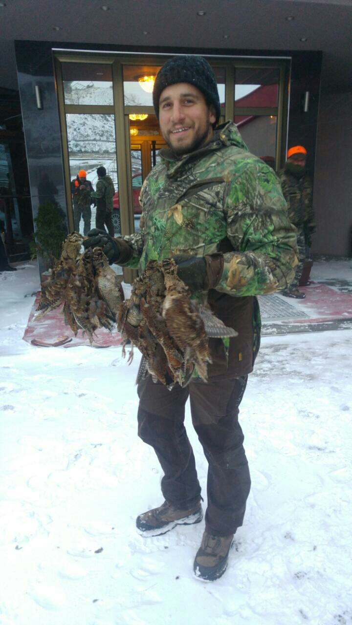 Woodcock Hunting Trips in Bulgaria