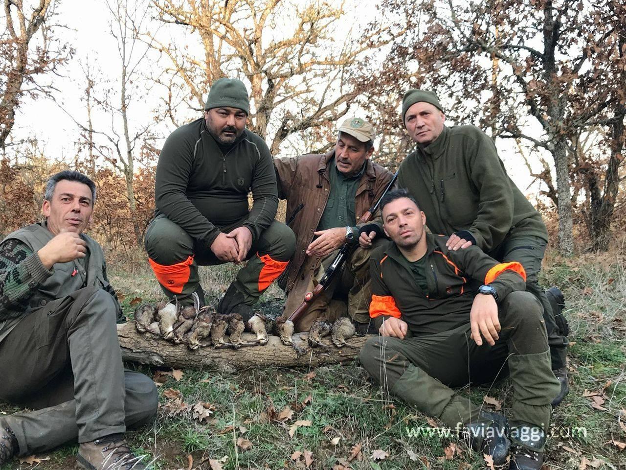 Woodcock Group Hunting Trip