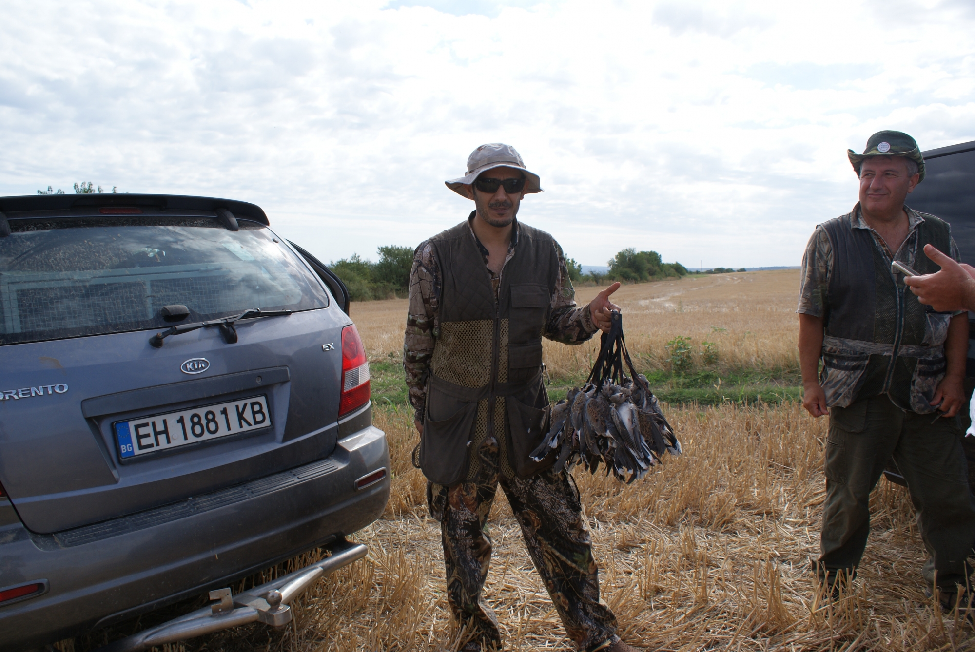 Turtle-Dove Hunt
