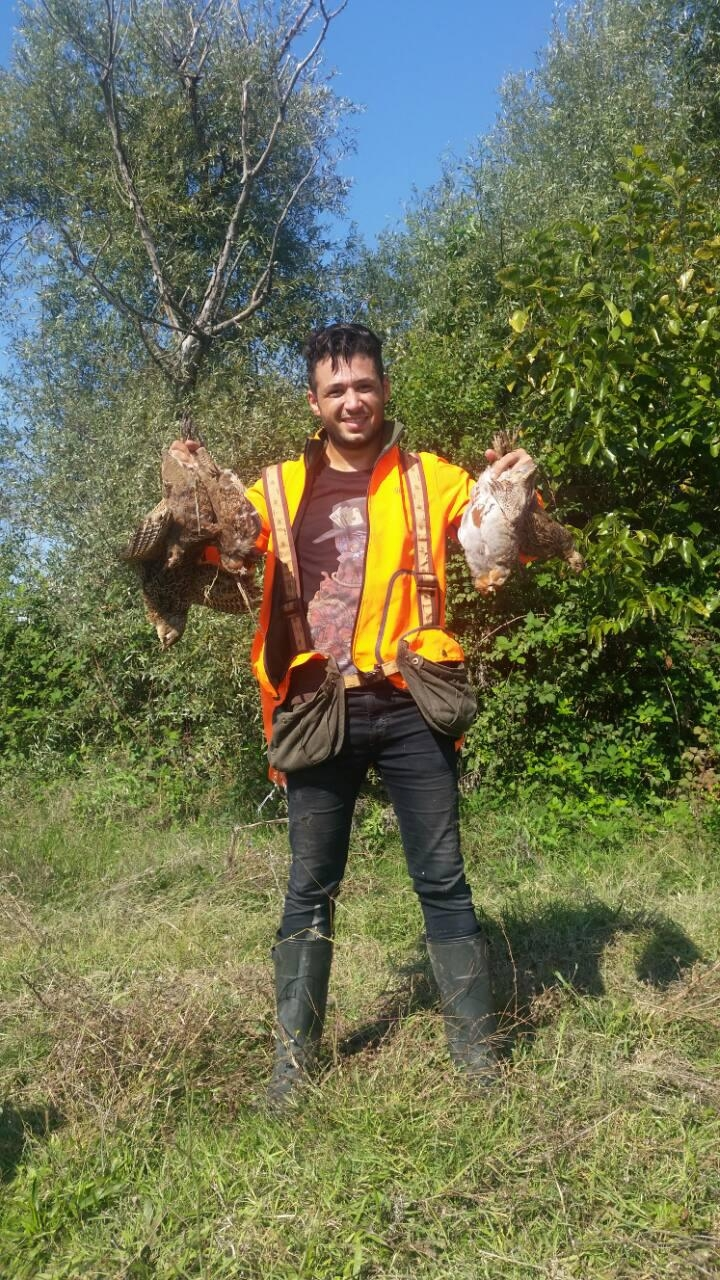 Partridge Hunting in Bulgaria