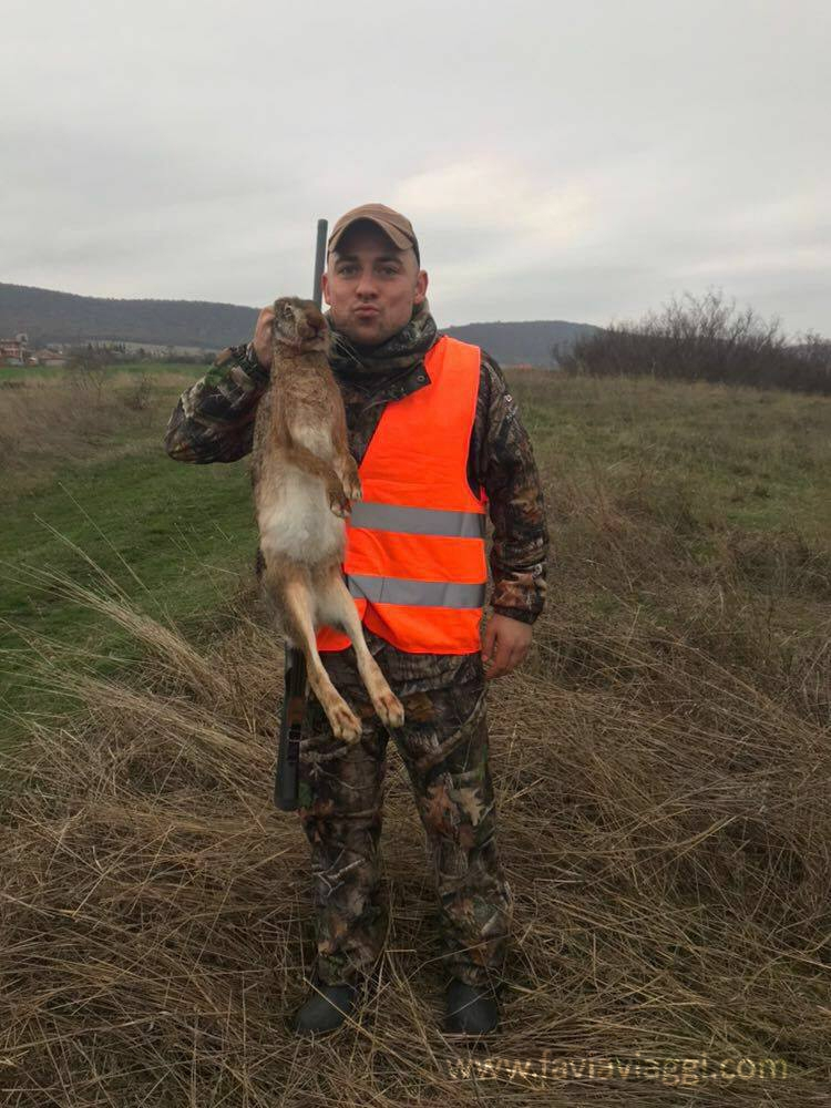 Rabbit Hunting in Europe