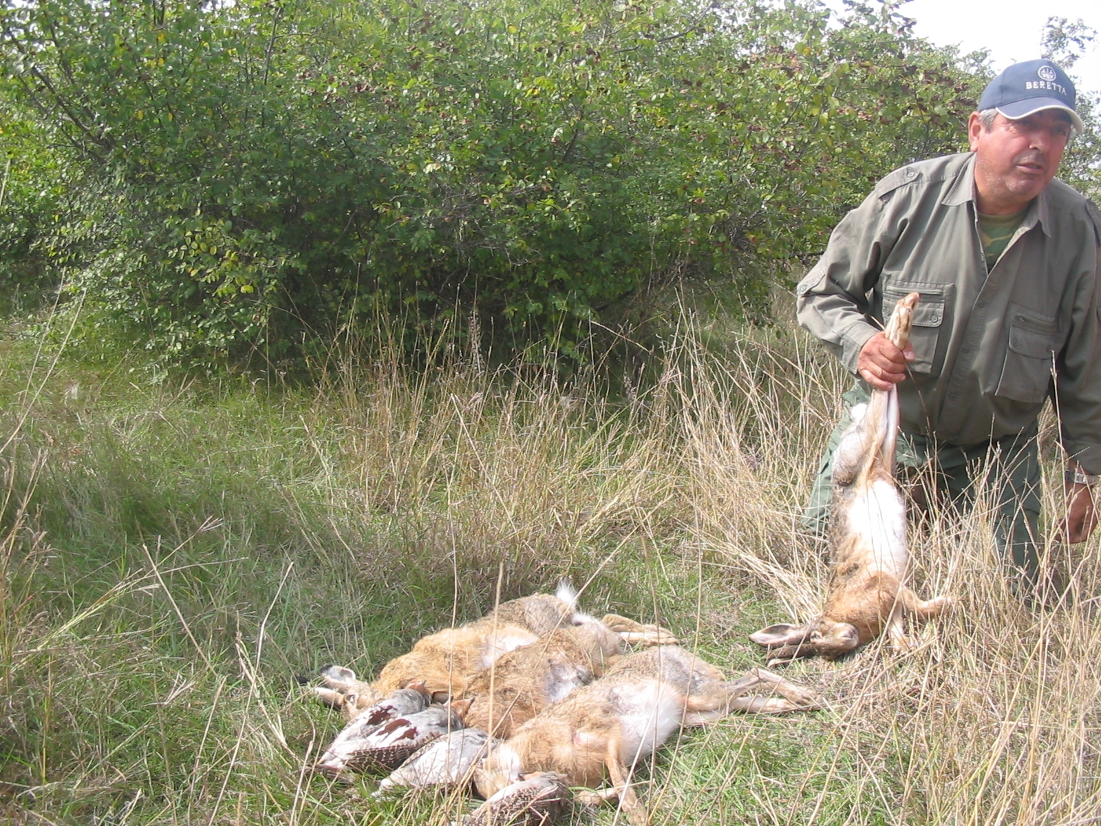 Small Game Rabbit Hunting