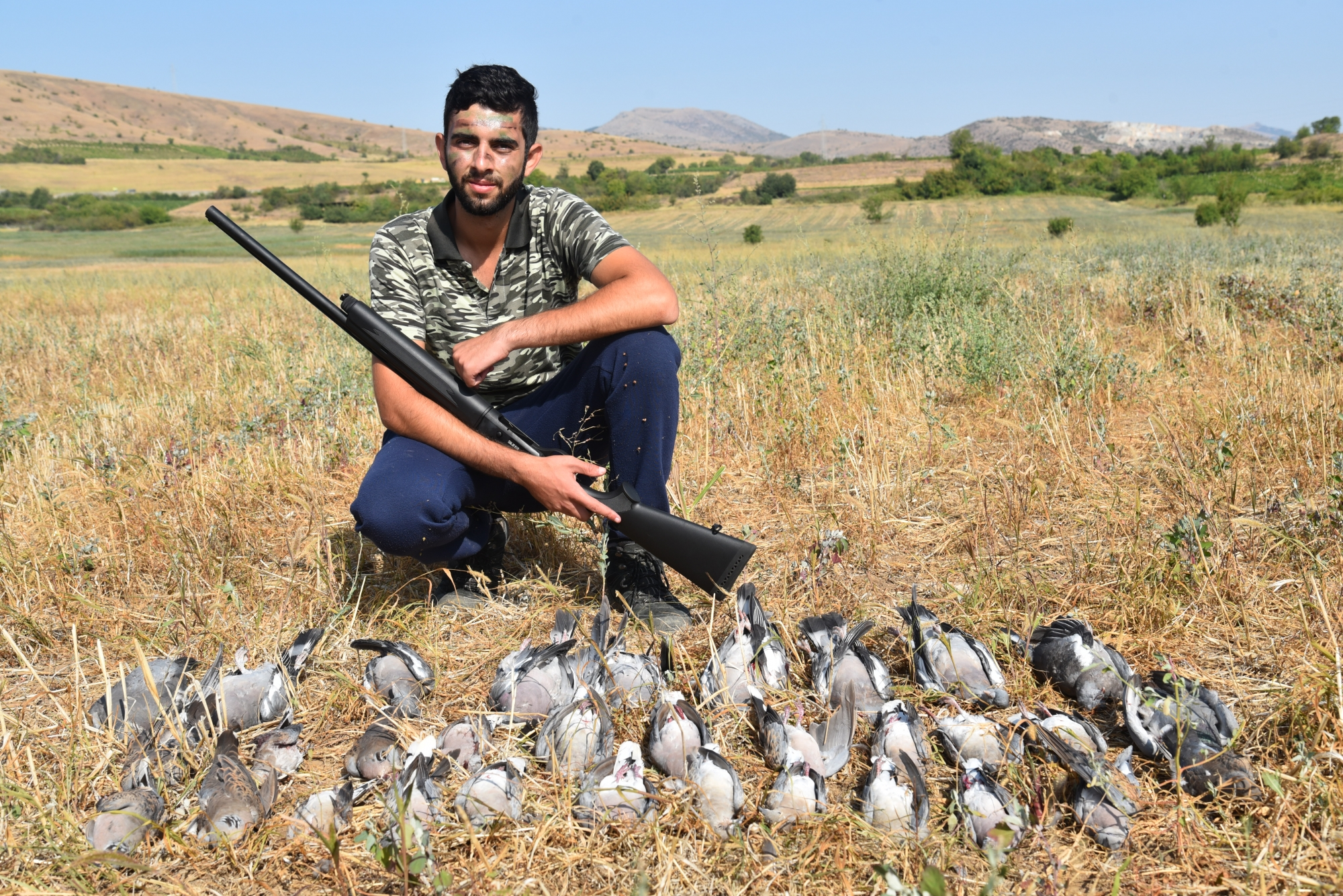Turtle-Dove Hunting Reserve