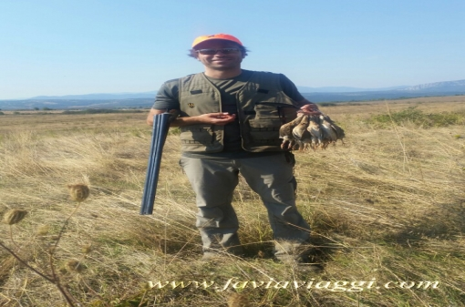 Hunting Small Game in Bulgaria