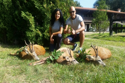 Roe Deer Hunting Trip in Europe