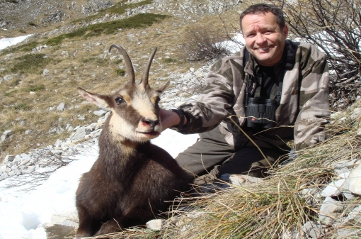 Wild Goat Trophy Hunt