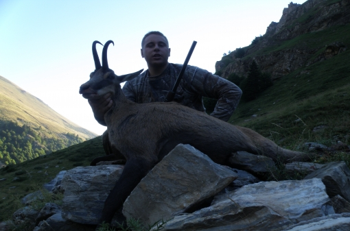 Hunting Chamois in Europe