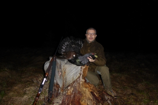Hunt Wood Grouse in Bulgaria