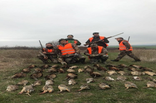 Small Game Group Hunt
