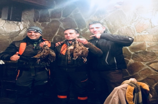 Small Game Hunting Trips in Bulgaria