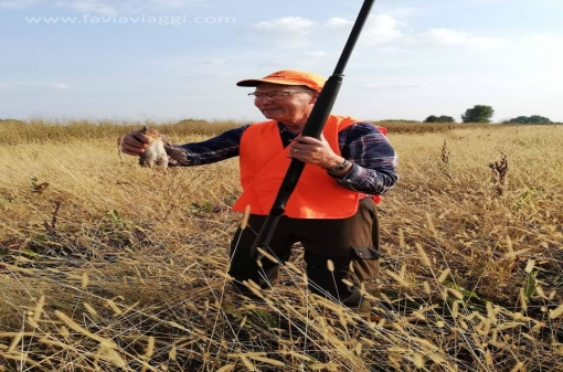 Hunt Partridges in Bulgaria