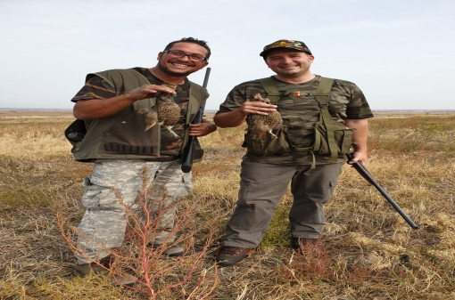 Partridge Hunting Trip in Bulgaria
