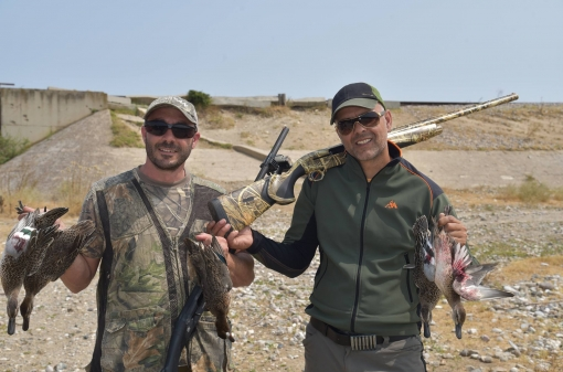 Wild Duck Hunting in Bulgaria