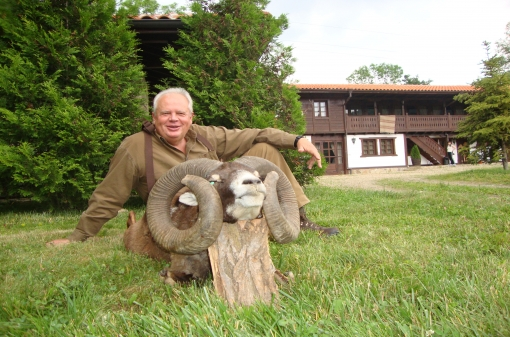Mouflon Hunting Trip in Bulgaria